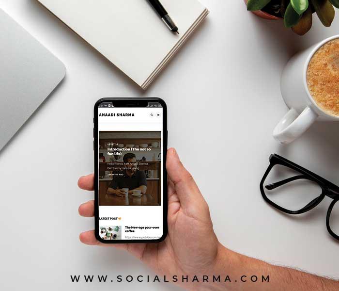 social sharma